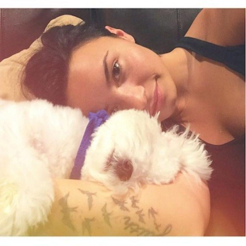 """Los fans de Demi han creado el hastag """"RIP Buddy"""". Foto:Instagram/DemiLovato"""