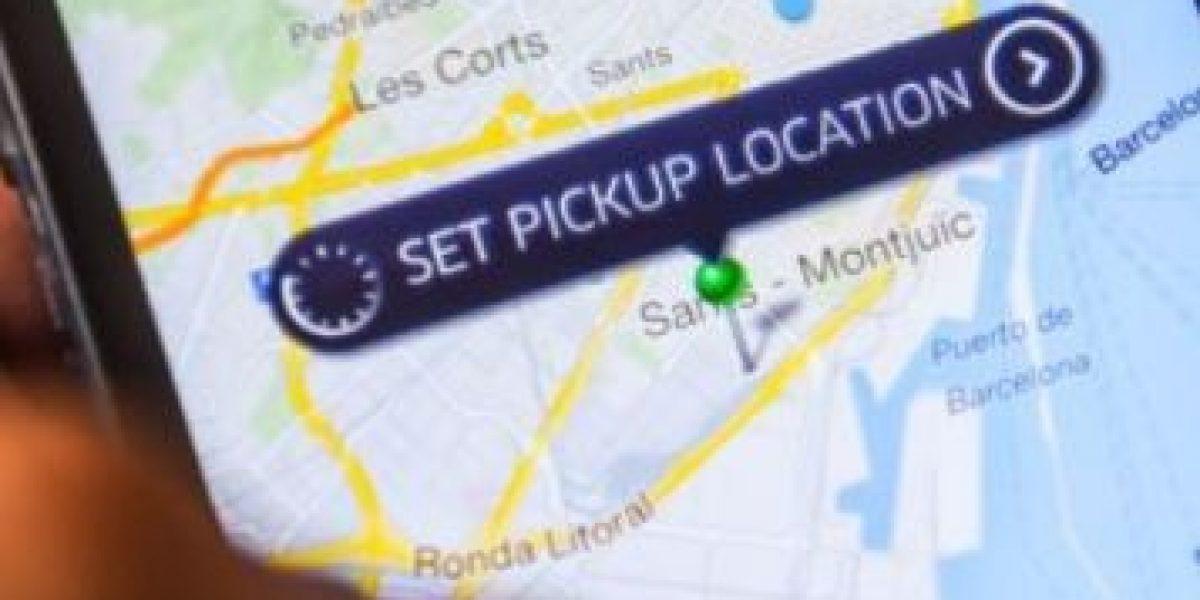 Así es como Uber conquista a los usuarios ante protestas de taxistas