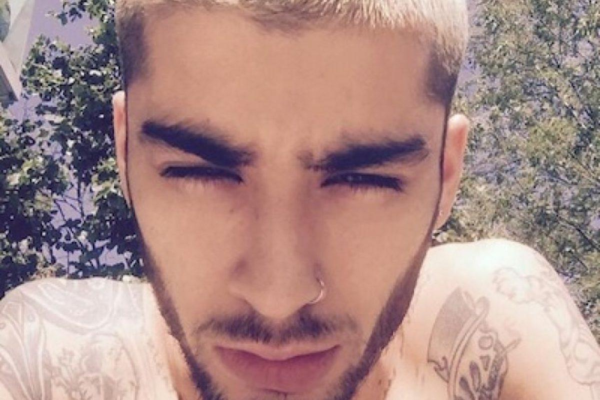 Zayn Malik no está dispuesto a renunciar a la música. Foto:Instagram/ZaynMalik
