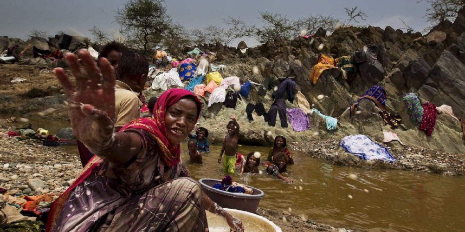 Yemen actualmente continúa con una fuerte crisis política. Foto:Getty Images