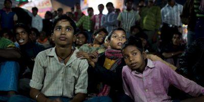 Entre las víctimas se encontraban 2 niños. Foto:Getty Images