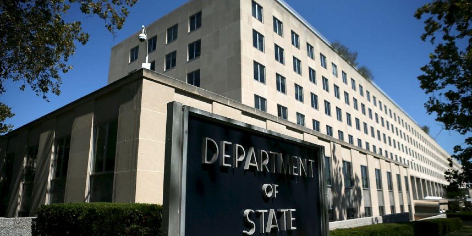 Y del cual la exsecretaria de Estado, quiso desviar cualquier tipo de responsabilidad. Foto:Getty Images