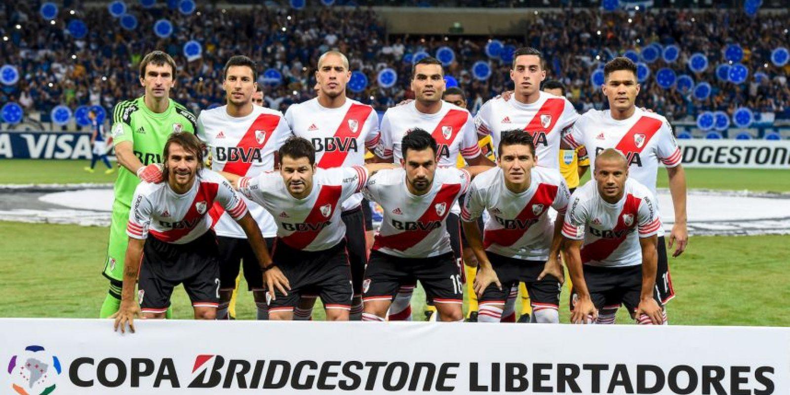 Y en semifinales, al Guaraní de Paraguay. Foto:Getty Images