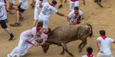 El Consejo Metropolitano de Quito en Ecuador evalúa una medida para prohibir espectáculos en los que se matan animales. Foto:Getty Images
