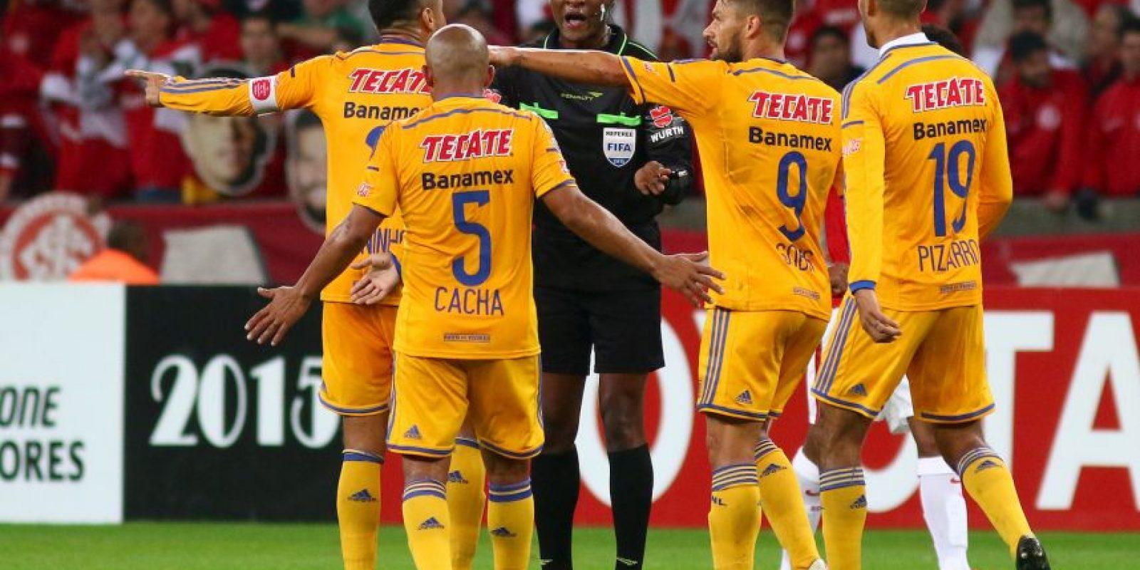 Los Tigres buscan la primera Copa Libertadores de su historia y la primera también, para un club mexicano. Foto:Getty Images