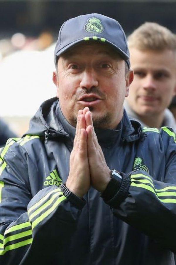 El entrenador español dirigió antes al Nápoli e Inter de Milán de la Serie A, el Chelsea y Liverpool de la Premier League, y al Valencia de La Liga. Foto:Getty Images