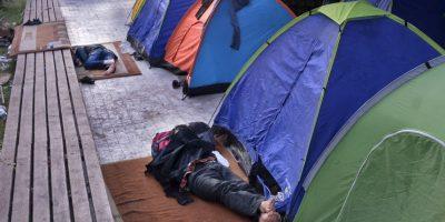 Aumentó el número de migrantes en el país Foto:Getty Images