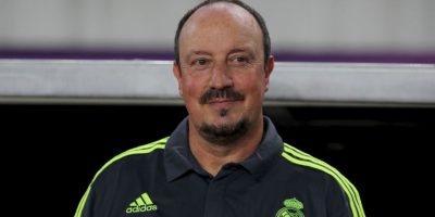 Rafa Benítez dirige al Real Madrid en la actualidad. Foto: Getty Images
