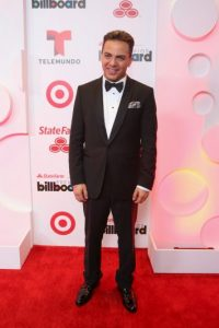 Cristian Castro lo vuelve a hacer. Foto: Getty Images
