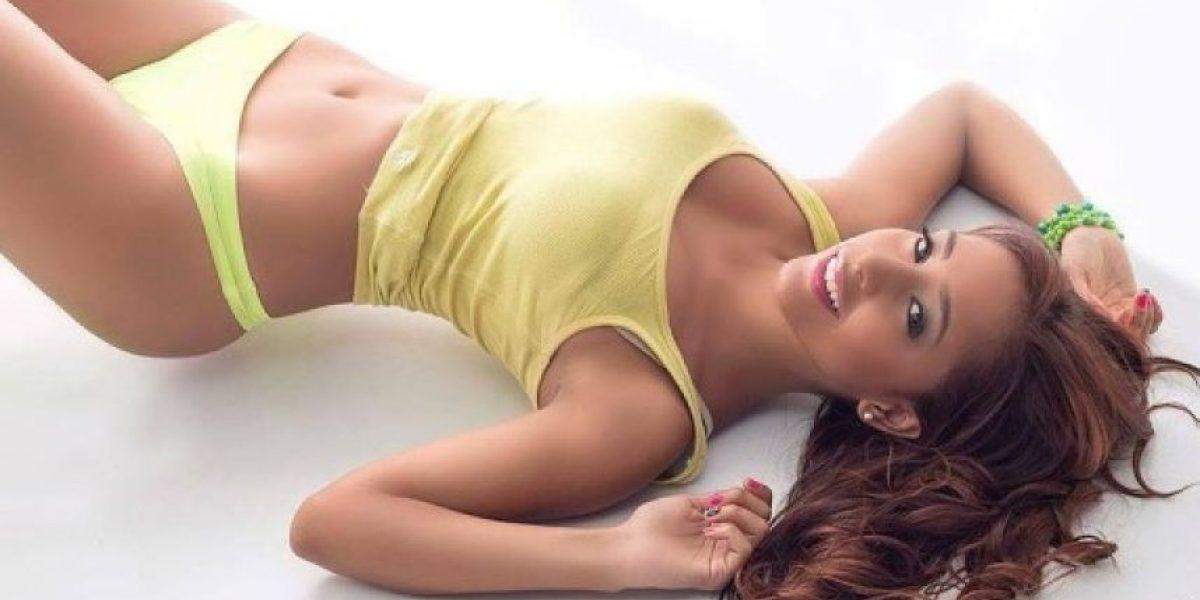 FOTOS. Ella es la sexy modelo que podría ser condenada a muerte