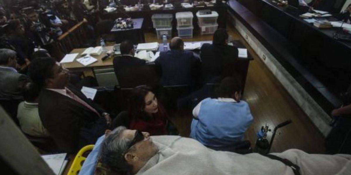 Fallo de judicatura avala traslado de Ríos Montt a psiquiátrico