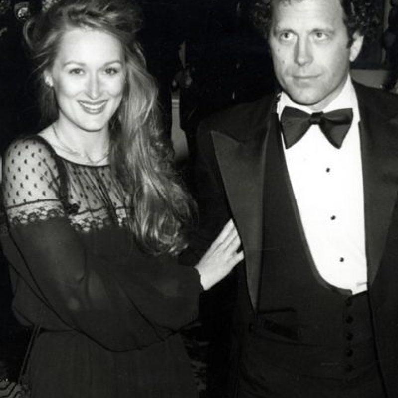 Meryl Streep está casada con el escultor Don Gummer, mejor amigo de su hermano, desde 1978. Foto:vía Getty Images