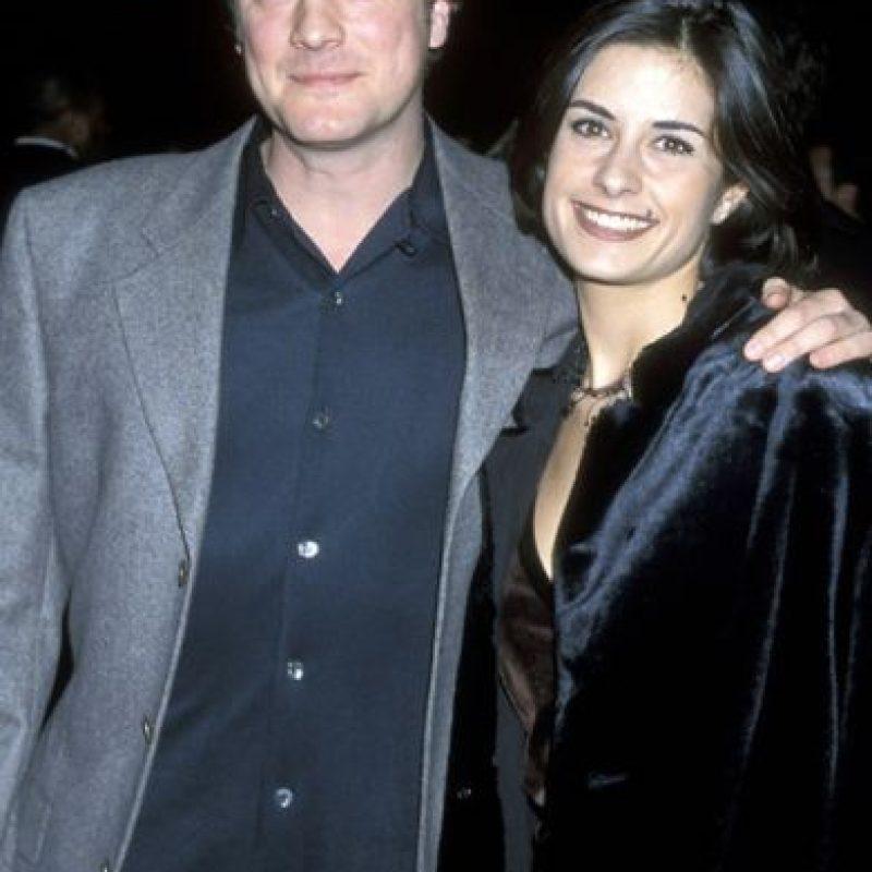 Colin Firth y la productora Livia Giuggioli están casados desde 1997. Foto:vía Getty Images