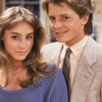 Michael J. Fox está casado con Tracy Pollan desde 1998. Foto: vía Getty Images