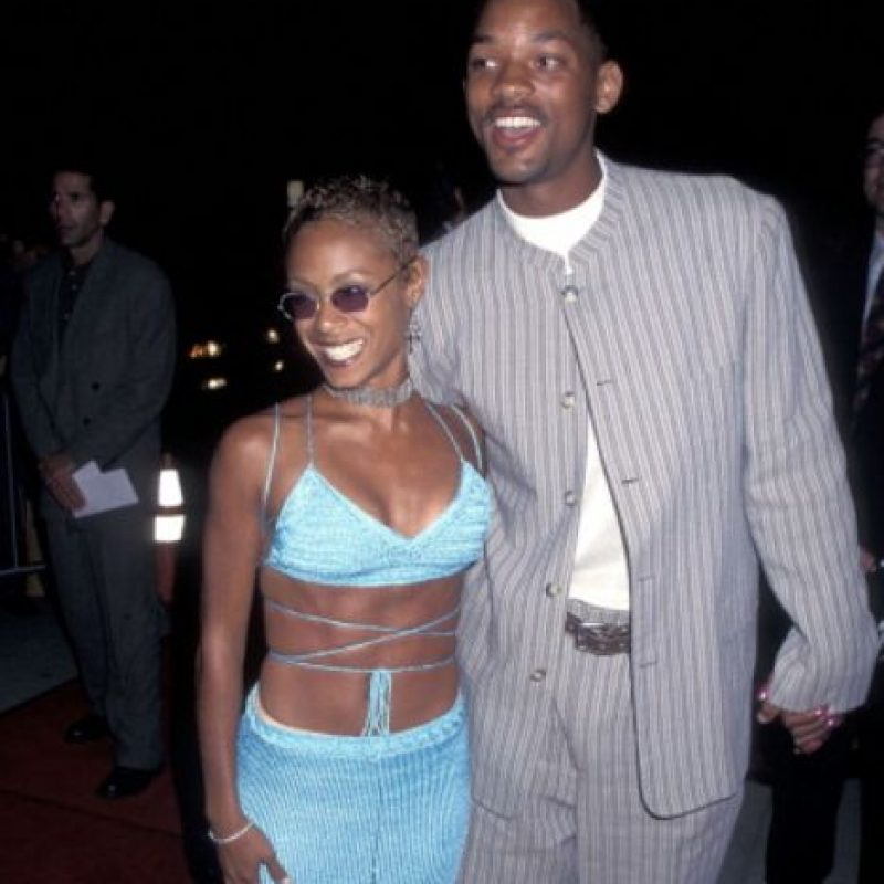 Will Smith y Jada Pinkett Smith están casados desde 1997. Foto: vía Getty Images