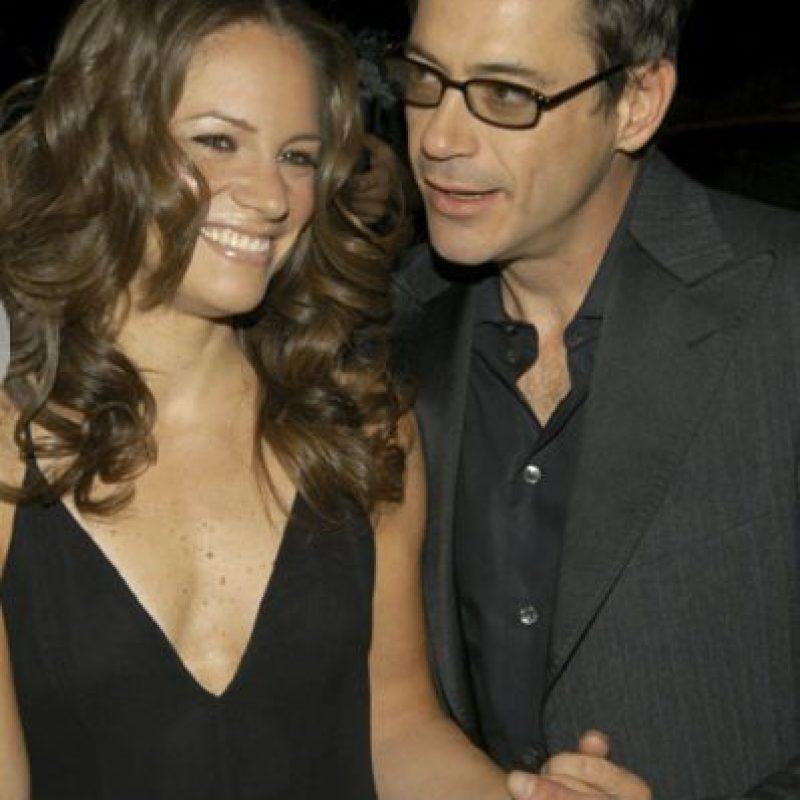 Rober Downey Jr. está casado con su esposa Susan desde 2005. Foto:vía Getty Images