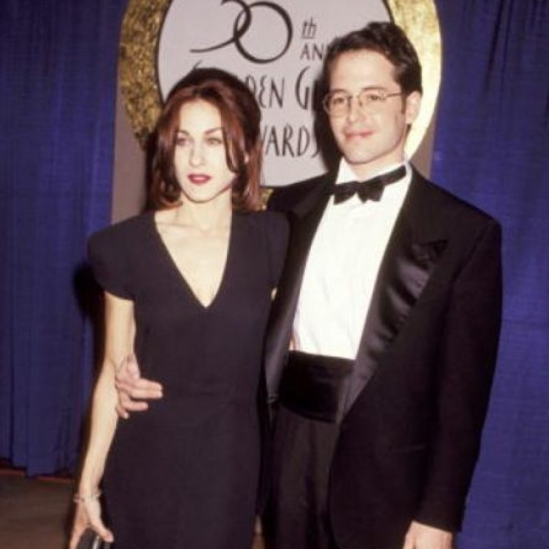 Sarah Jessica Parker está casada con Matthew Broderick desde 1997. Foto:vía Getty Images
