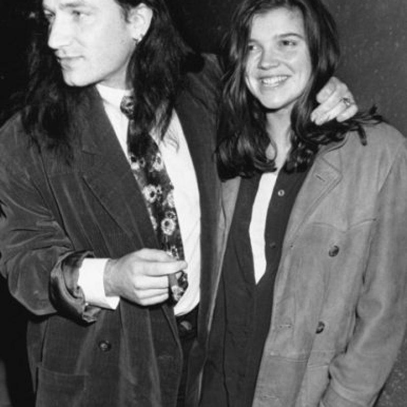 Bono está casado con Ali desde 1982. Foto:vía Getty Images
