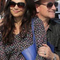 Tienen cuatro hijos. Una de ellas es actriz. Foto:vía Getty Images