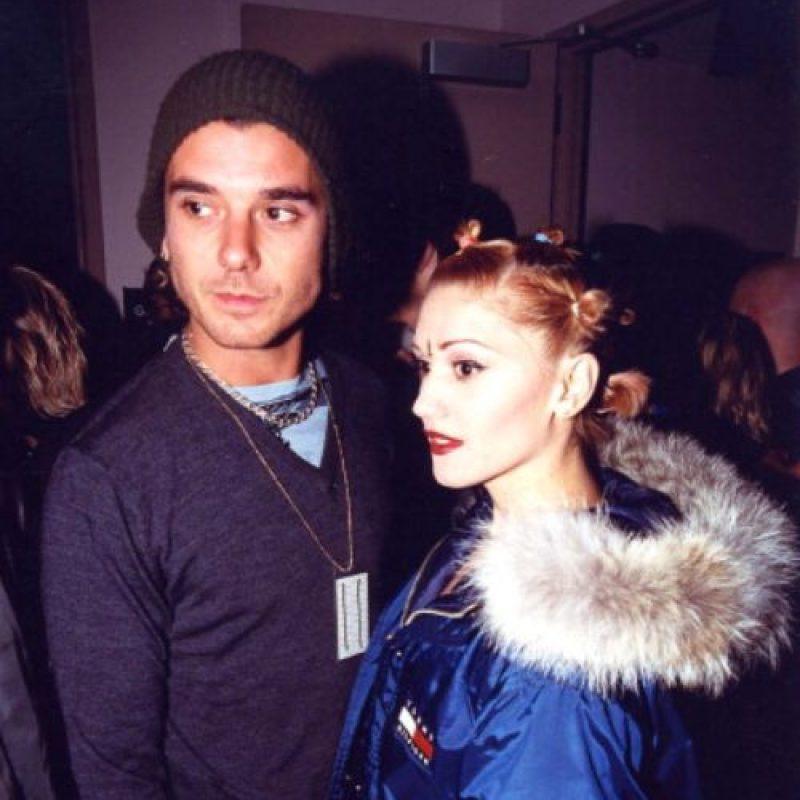 Gwen Stefani y Gavin Rossdale están casados desde 2002. Foto:vía Getty Images