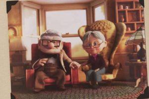 Pero son felices. Foto:vía Disney/Pixar