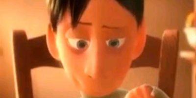 """Es inolvidable cuando """"Ego"""", el más despiadado crítico gastronómico de Francia, come Ratatouille y rememora su infancia. Foto:vía Disney/Pixar"""