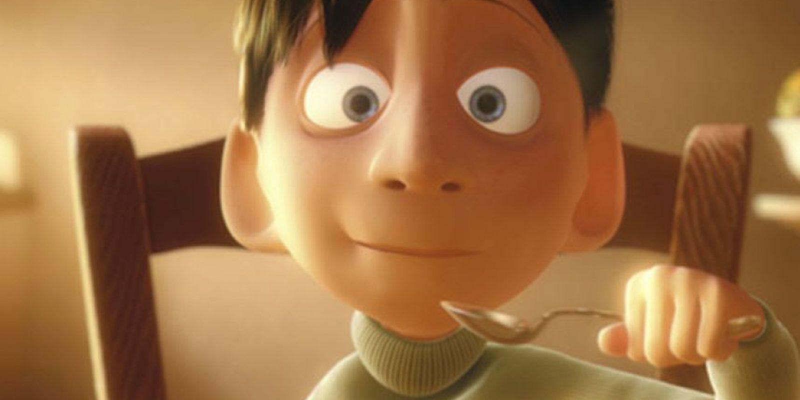 Luego de esto, da la crítica más inspiradora de la película. Foto:vía Disney/Pixar
