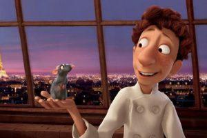 """Sobre todo, elogia a """"Remy"""" por su origen. Foto:vía Disney/Pixar"""