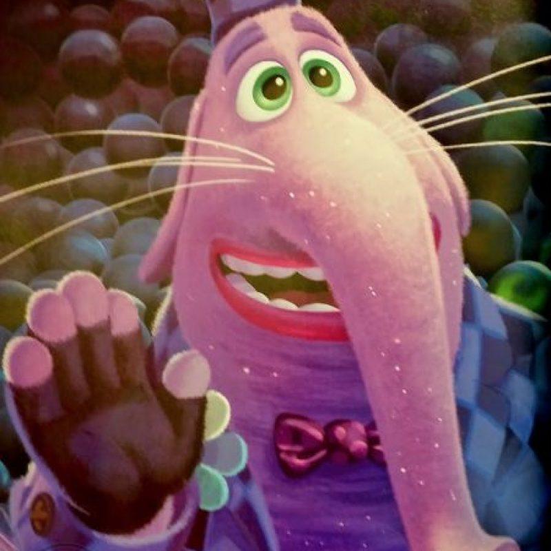 """13. En """"Intensamente"""", cuando """"Bing Bong"""" muere para salvar a """"Alegría"""" y de paso salvar a """"Riley"""". Foto:vía Disney/Pixar"""
