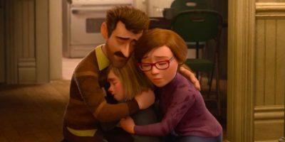 """14. Al final de """"Intensamente"""", cuando """"Riley"""" se reconcilia con sus padres . Foto:vía Disney/Pixar"""