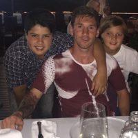 Ahora, el argentino ya está en Barcelona. Foto:Vía instagram.com/leomessi