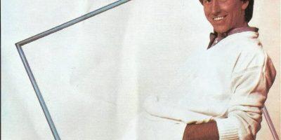 Ricardo Montaner comenzó su carrera en 1983. Foto:Tumbrl