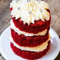 Red velvet Foto:Vía Instagram/@CakeLovers