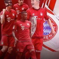 1. Bastian Schweinsteiger Foto:Vía facebook.com/fcbayern.es
