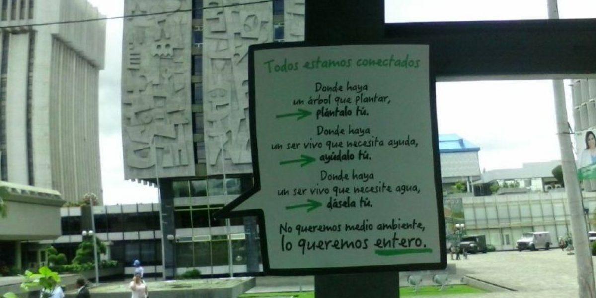 Emotivo mensaje de la Municipalidad en el que todos somos invitados