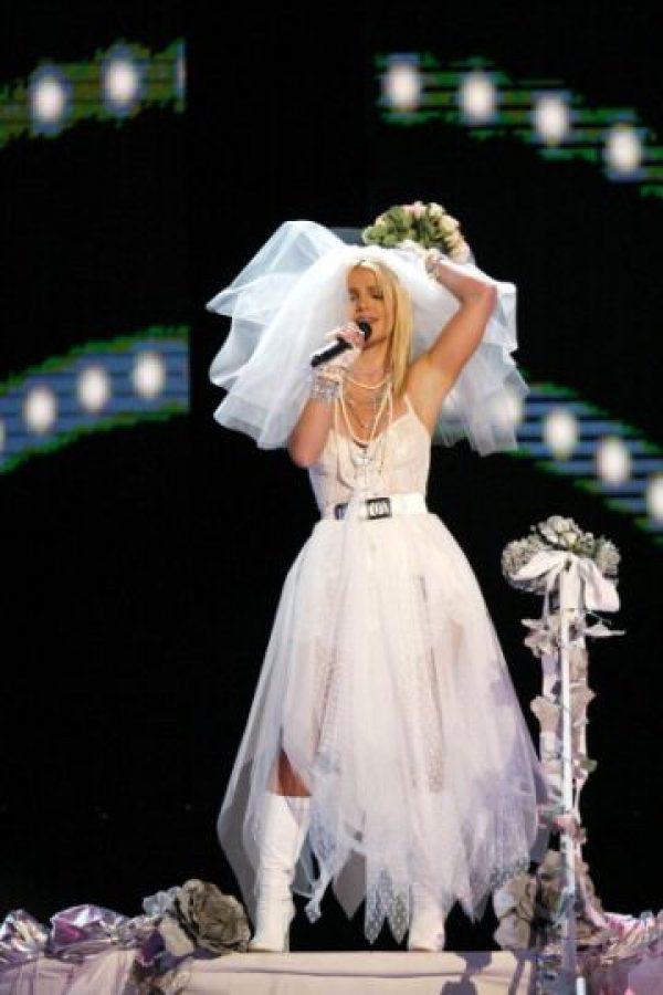 Madonna solo hay una. Foto:vía Getty Images