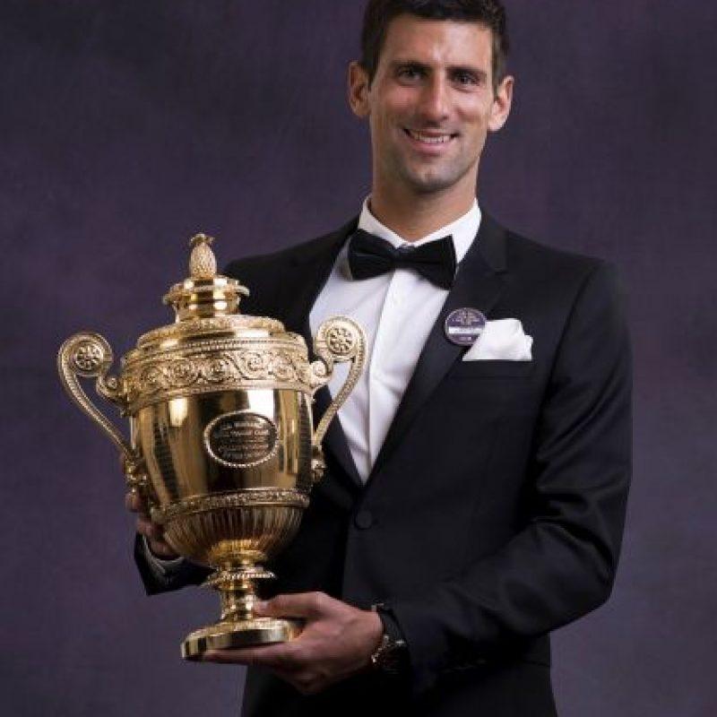 7. Novak Djokovic / Tenis Foto: Getty Images