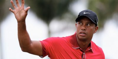 2. Tiger Woods / Golf Foto:Getty Images