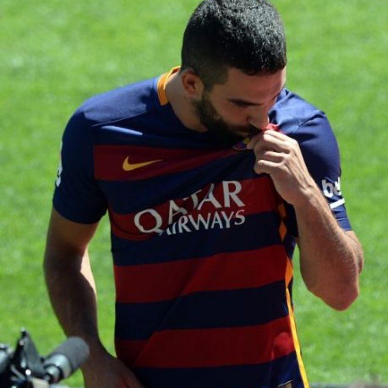 Es el fichaje estrella del Barcelona la campaña que está por comenzar. Foto:Getty Images