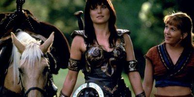 """Interpretó a """"Xena"""", una princesa cruel de los ejércitos de Ares (Dios de la guerra), quien gracias a """"Hércules"""" decide cambiar y proteger a los indefensos de cualquier mal. Foto:vía instagram.com/reallucylawless"""