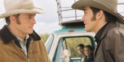 5.- Mientras rodaban la escena de un beso, Ledger casi le rompe la nariz a Jake Gyllenhaal. Foto:IMDB