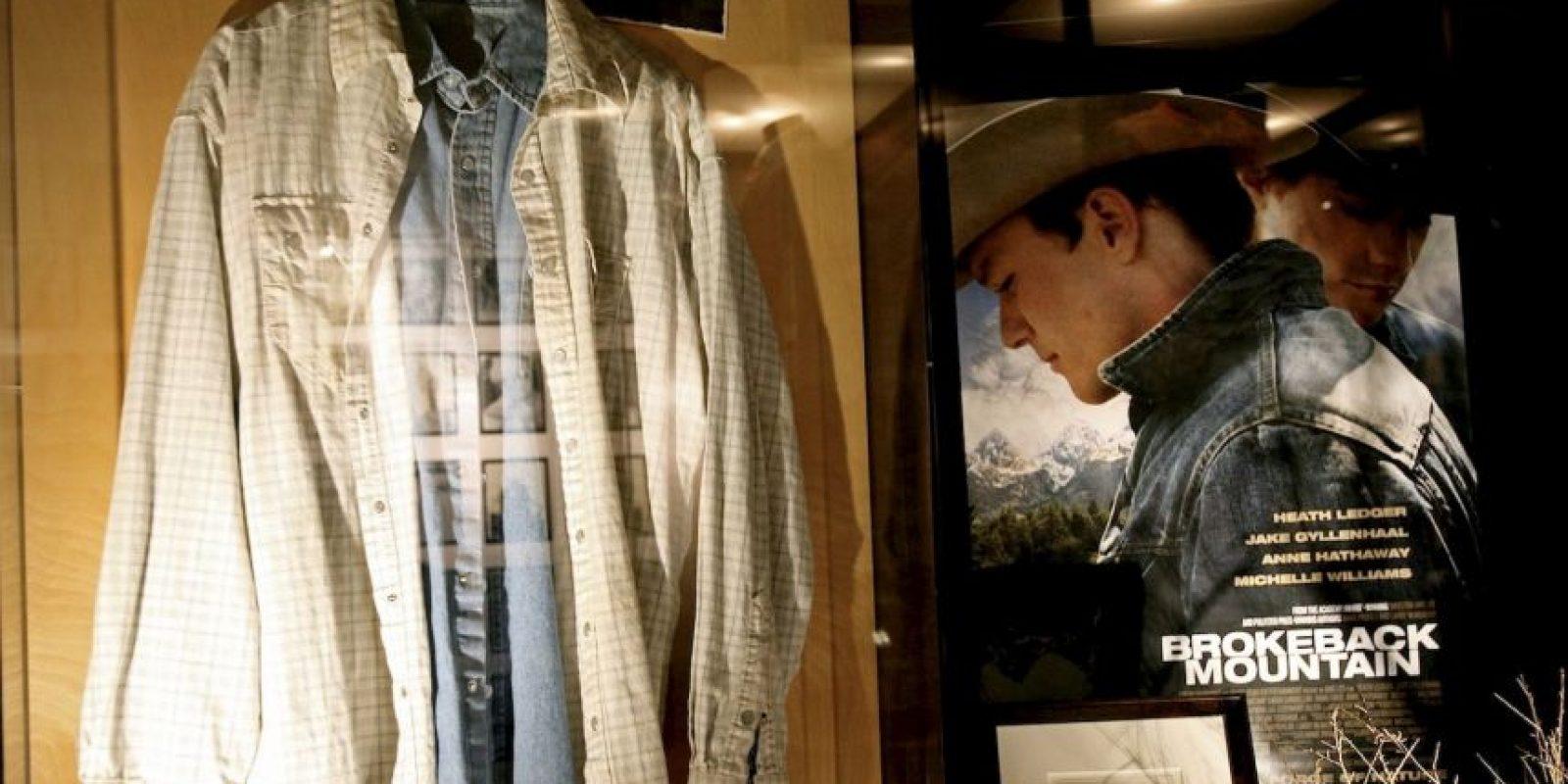 10.- A Heath Ledger le molestaba escuchar burlas sobre la película. Foto:Getty Images