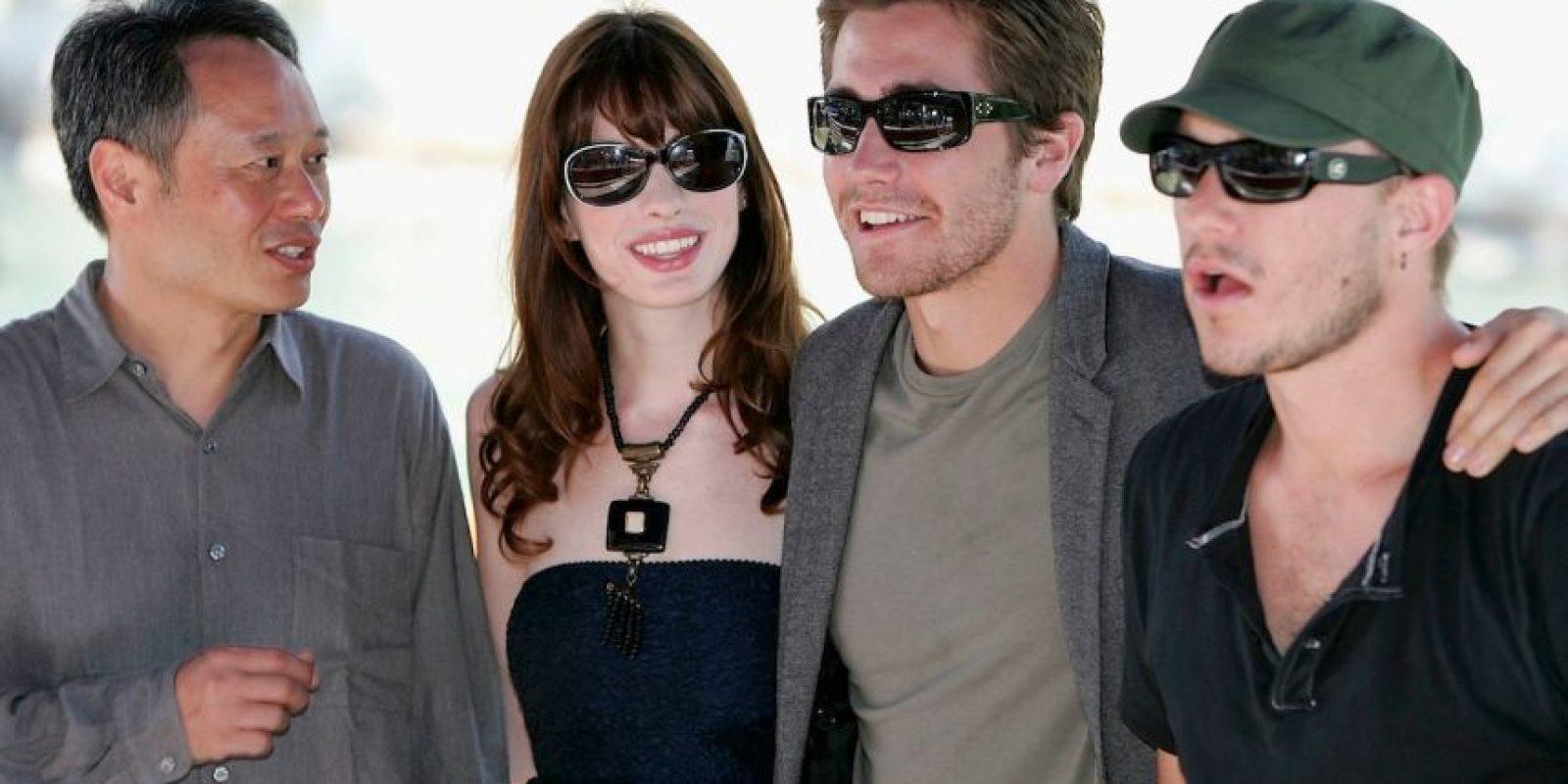4.- Los protagonistas eran menores de 25 años cuando rodaron la película Foto:Getty Images