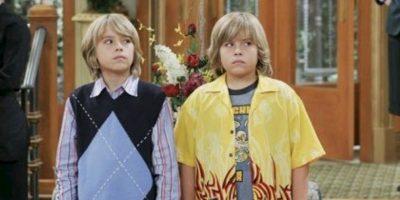 """Los gemelos son reconocidos por protagonizar la serie """"Zack y Cody, gemelos en acción"""". Foto:IMDB"""