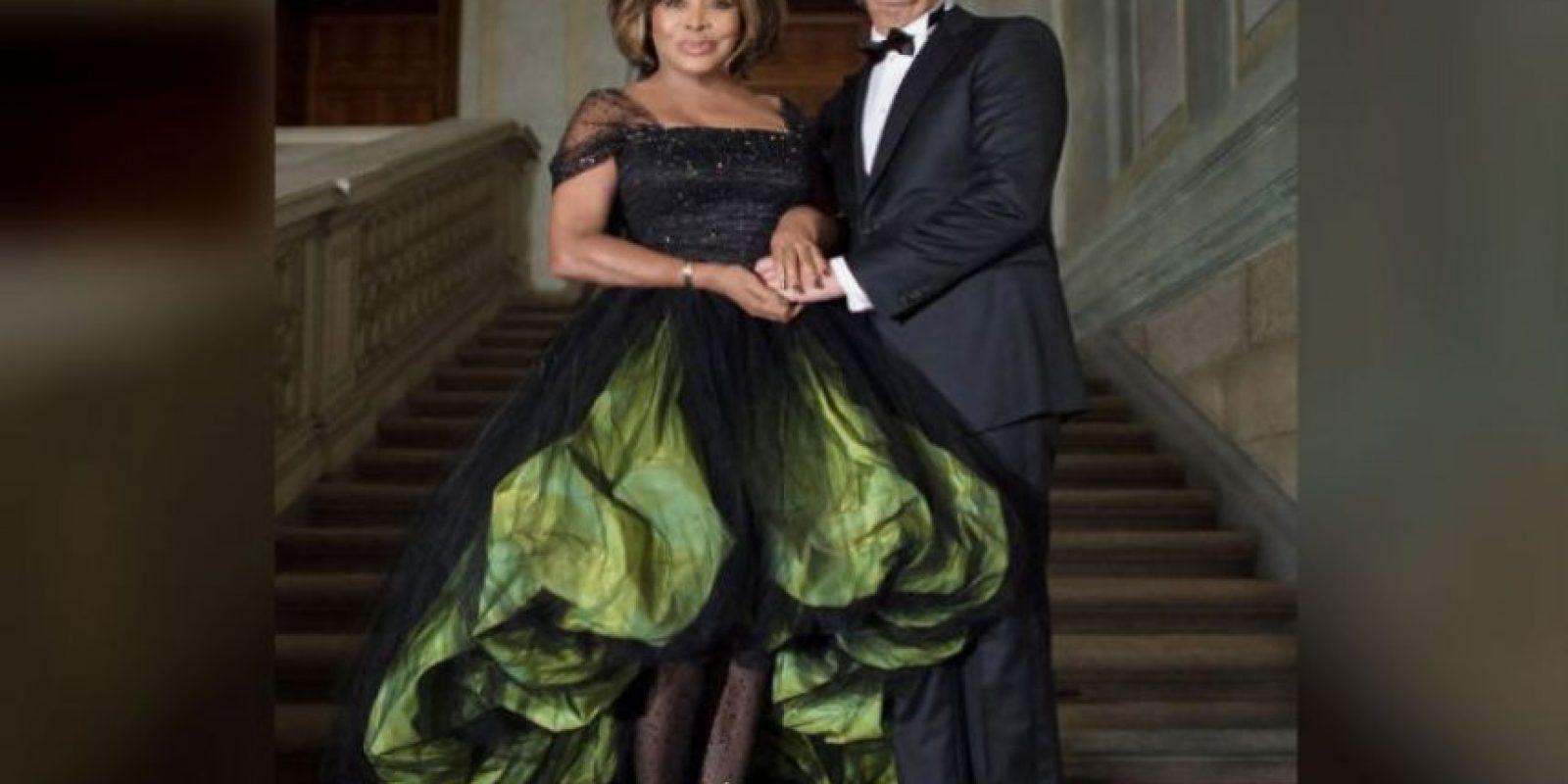 Tina Turner nunca superó los años 80. Foto:vía Getty Images