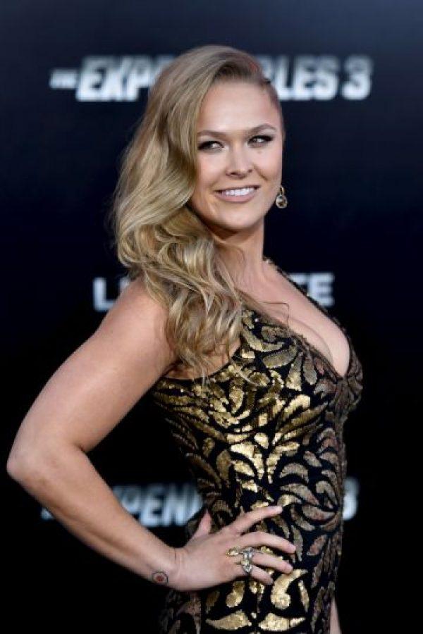 La brasileña aseguró que es mejor de Rousey en polémicas declaraciones: Foto:Getty Images