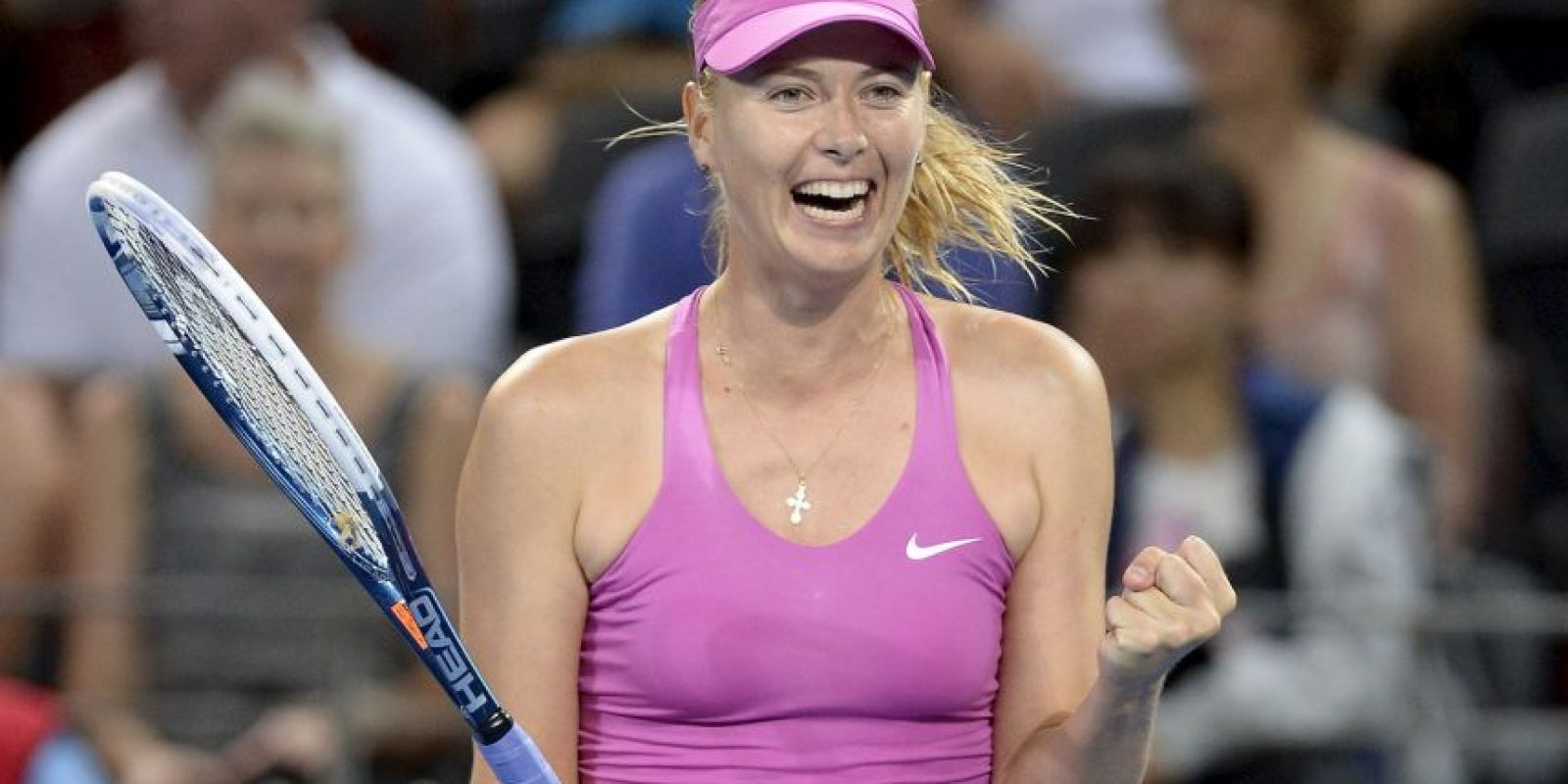 12. Maria Sharapova / Tenis Foto: Getty Images