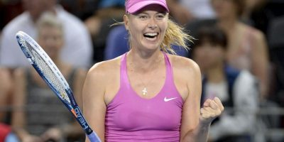 12. Maria Sharapova / Tenis Foto:Getty Images
