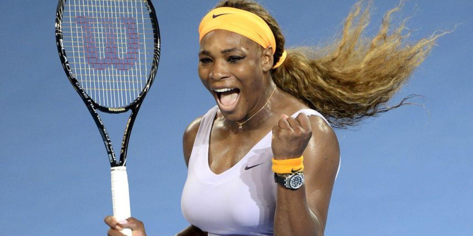 20. Serena Williams / Tenis Foto:Getty Images