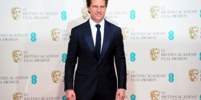 """El actor estadounidense se encuentra en la promoción de la quinta entrega de """"Misión Imposible"""" Foto:Getty Images"""